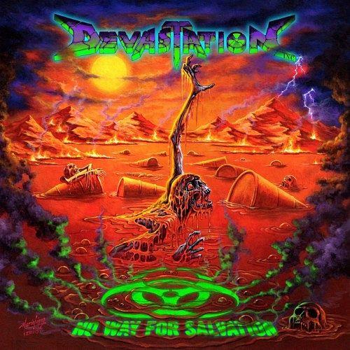 Devastation Inc. - No Way for Salvation (2016) 320 kbps