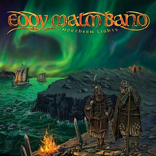Eddy Malm Band (Heavy Load) - Northern Lights (2016) 320 kbps
