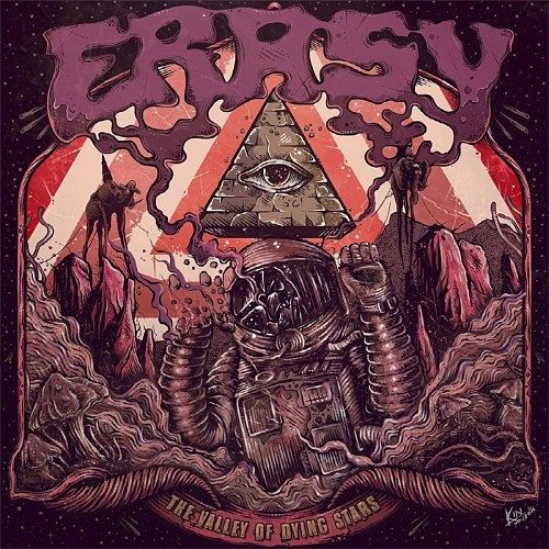 Erasy - The Valley of Dying Stars (2016) 320 kbps