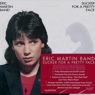 Eric Martin Band - Sucker For A Pretty Face (2016) (Rock Candy Remastered) 320 kbps