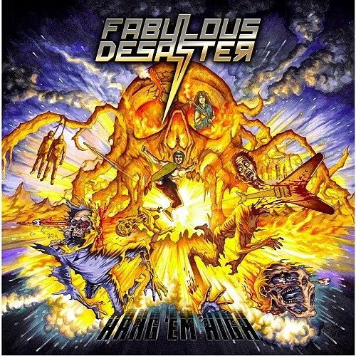 Fabulous Desaster - Hang 'Em High (2016) 320 kbps