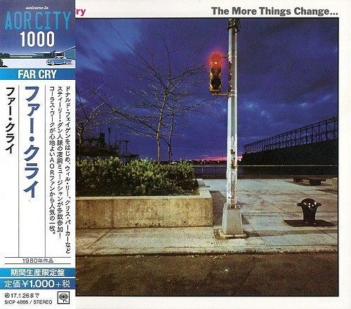 Far Cry - The More Things Change (Japan Remastered) (2016) 320 kbps