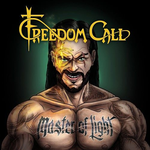 Freedom Call - Master of Light (2 CD Limited Edition) (2016) 320 kbps + Scans