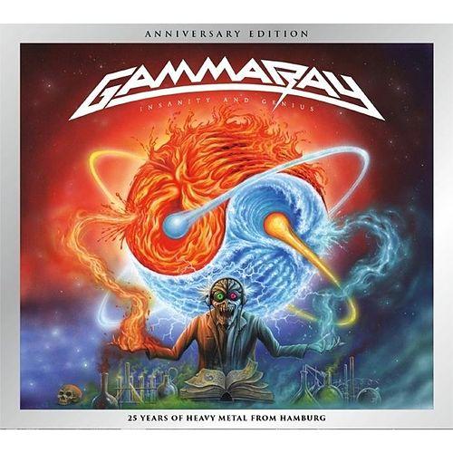 Gamma Ray - Insanity & Genius (2CD Anniversary Edition) (2016) 320 kbps