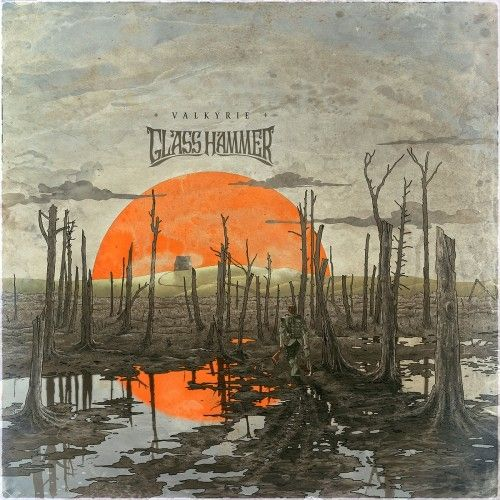 Glass Hammer - Valkyrie (2016) 320 kbps + Scans