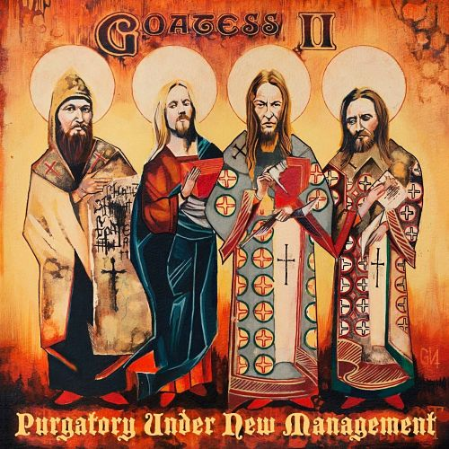Goatess - Purgatory Under New Management (2016) 320 kbps