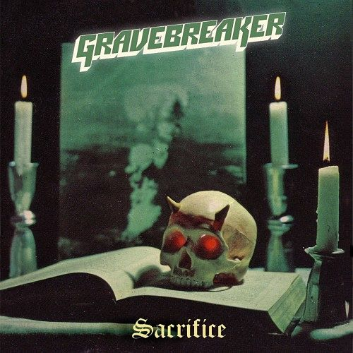 Gravebreaker - Sacrifice (2016) 320 kbps