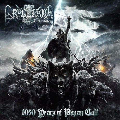 Graveland - 1050 Years of Pagan Cult (2016)