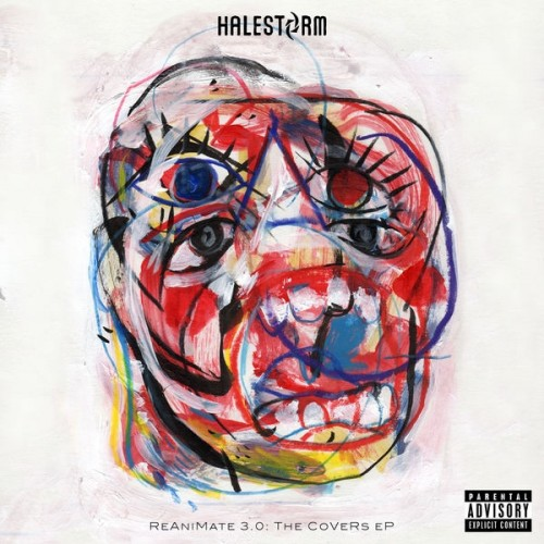 Halestorm - ReAniMate 3.0: The CoVeRs eP (2017) 320 kbps