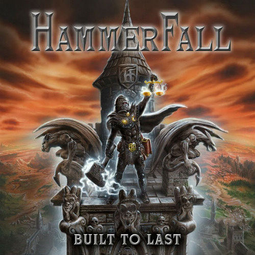 HammerFall - Built To Last (EMP Edition) (2016) 320 kbps + Scans