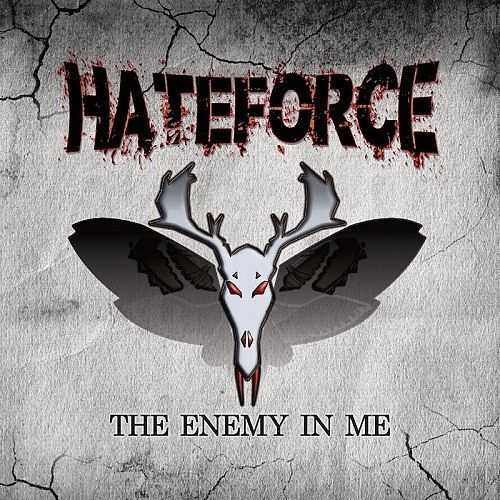 Hateforce - The Enemy In Me (2016) 320 kbps