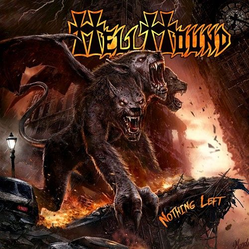 Hellhound - Nothing Left (2016) 320 kbps