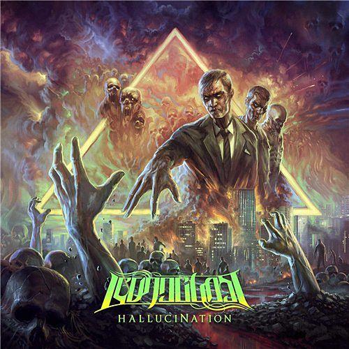 Iconoclast - Hallucination (2016) 320 kbps