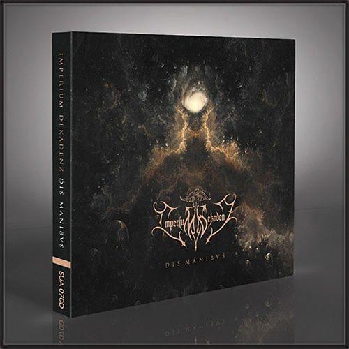 Imperium Dekadenz - Dis Manibvs (Digipack Limited Edition) (2016) 320 kbps + Scans