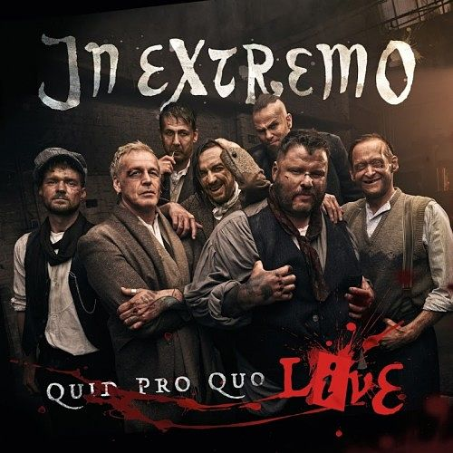 In Extremo - Quid Pro Quo Live (Live) (2016) 320 kbps