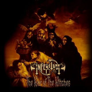 Inferitvm - The War Of The Witches (EP) (2016) 320 kbps + Scans