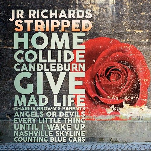 J.R. Richards (Dishwalla) - Stripped (2016) 320 kbps