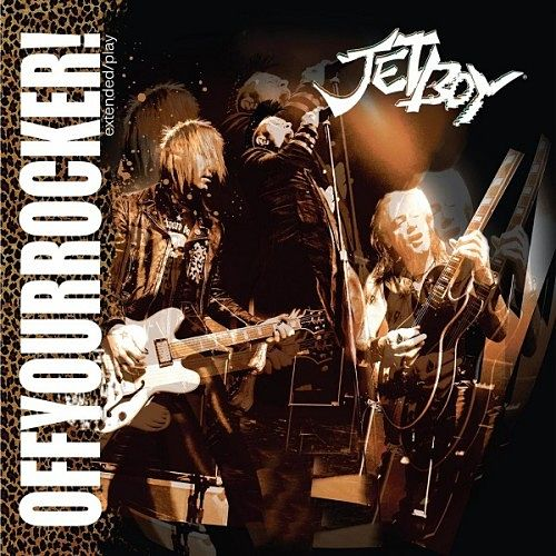 Jetboy - Off Your Rocker! (2016) (EP) 320 kbps