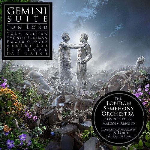 Jon Lord & the London Symphony Orchestra - Gemini Suite (Reissue) (2016) 320 kbps