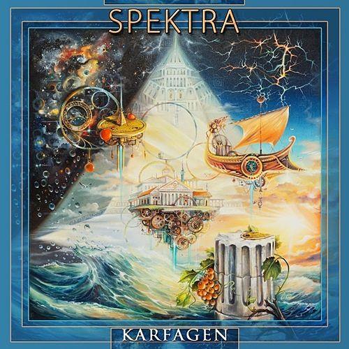 Karfagen - Spektra (2016) 320 kbps + Scans
