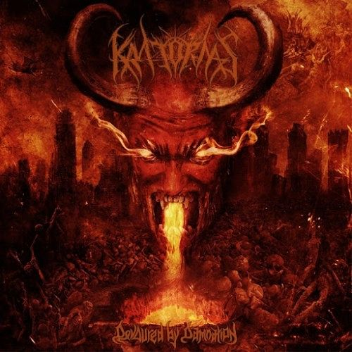 Kratornas - Devoured by Damnation (2016) 320 kbps