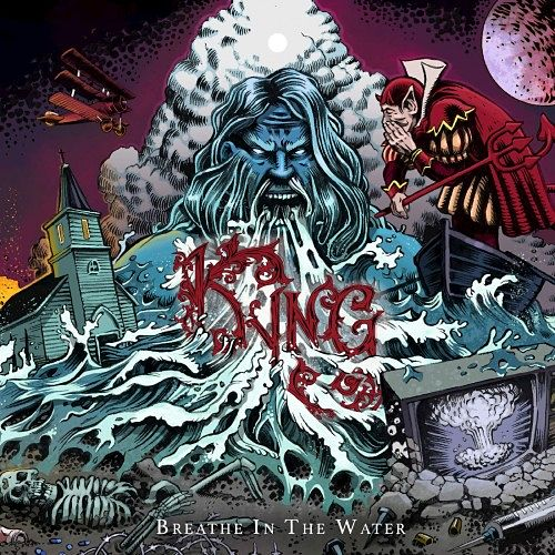 Kyng - Breathe In The Water (2016) 320 kbps