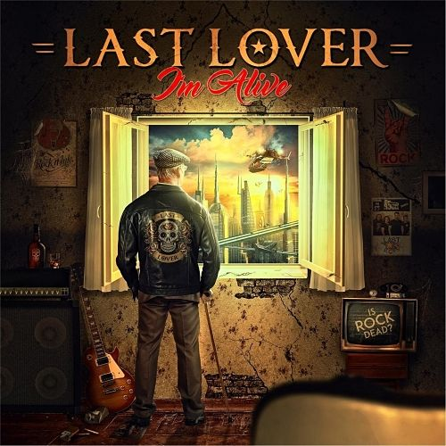 Last Lover - I'm Alive (2016) 320 kbps