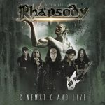 Luca Turilli's Rhapsody – Prometheus – Cinematic and Live (2016) 320 kbps