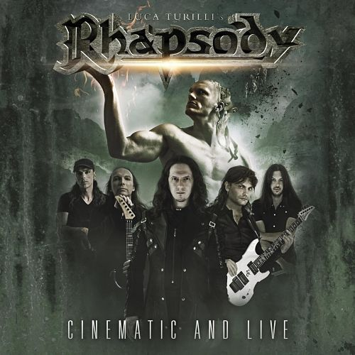 Luca Turilli's Rhapsody - Prometheus - Cinematic and Live (2016) 320 kbps
