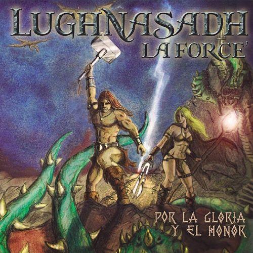 Lughnasadh La Force - Por la Gloria y el Honor (2016) 320 kbps