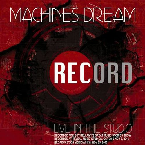Machines Dream - RECORD (2016) 320 kbps