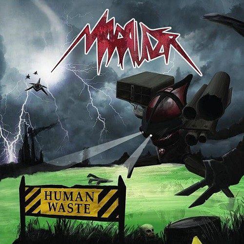 Marauder - Human Waste (2016) 320 kbps