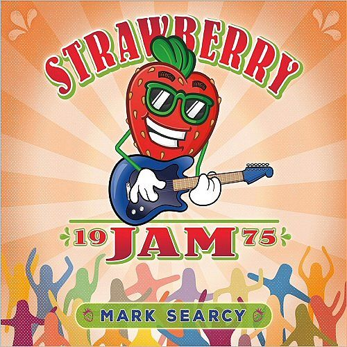 Mark Searcy - Strawberry Jam 1975 (2016) 320 kbps