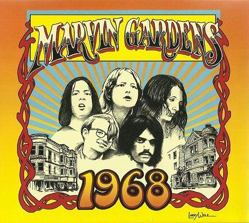 Marvin Gardens - 1968 (2016) 320 kbps + Scans