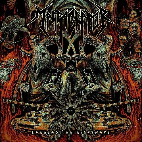 Massacrator - Everlasting Nightmare (2016) 320 kbps