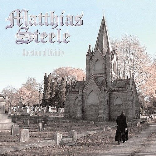 Matthias Steele - Question Of Divinity (2016) 238 kbps (CD-Rip)