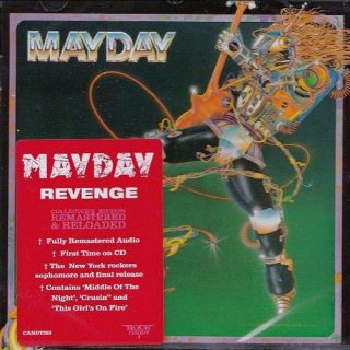 Mayday - Revenge (Rock Candy Remastered) (2016) 320 kbps