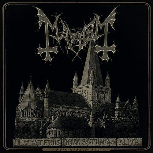 Mayhem - De Mysteriis Dom Sathanas Alive (Live) (2016)