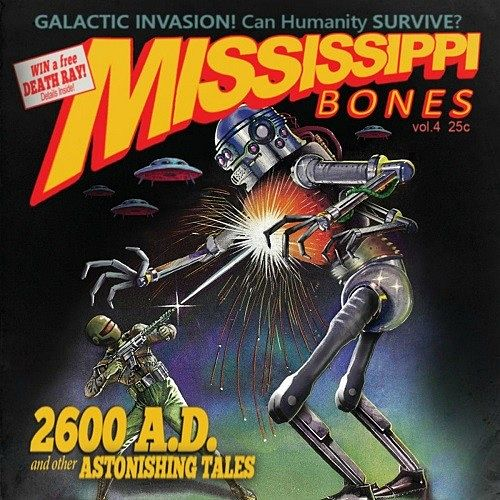 Mississippi Bones - 2600 AD: And Other Astonishing Tales (2016) 320 kbps