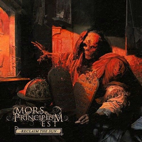Mors Principium Est - Reclaim the Sun (Single) (2016) 320 kbps