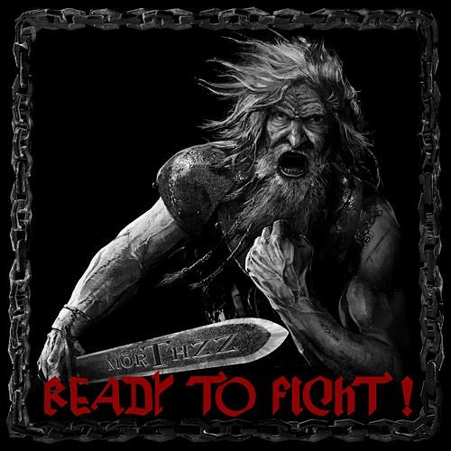 Morthzz - Ready To Fight! (2016) 320 kbps