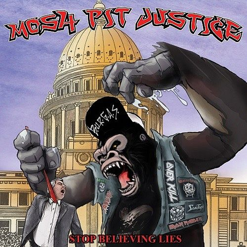Mosh-Pit Justice - Stop Believing Lies (2016) 320 kbps