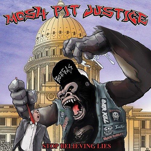 Mosh-Pit Justice - Stop Believing Lies (2016) 320 kbps
