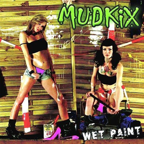 Mudkix - Wet Paint (2016) 320 kbps