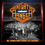 Night Ranger – 35 Years And A Night In Chicago (Live) (2016) 320 kbps