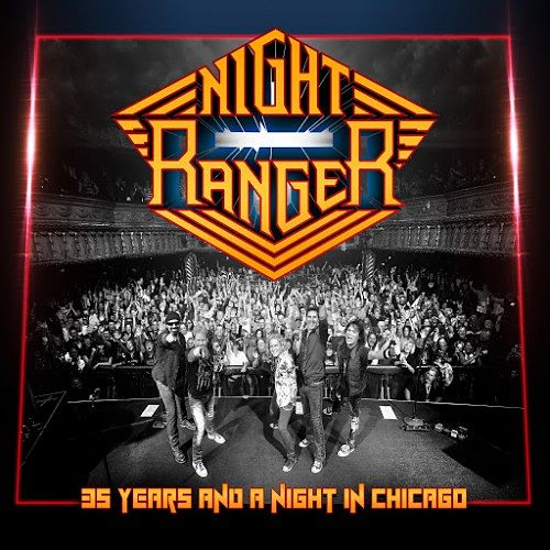 Night Ranger - 35 Years And A Night In Chicago (Live) (2016) 320 kbps