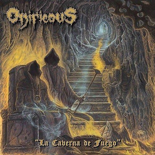 Oniricous - La Caverna De Fuego (2016) 320 kbps