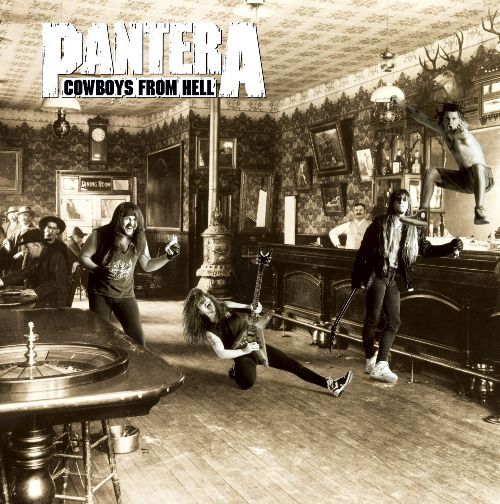 Pantera - Cowboys From Hell (20th Anniversary Edition) (2010) 320 kbps