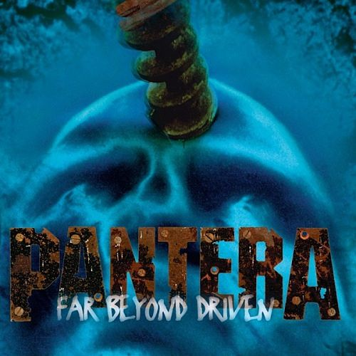 Pantera - Far Beyond Driven (20th Anniversary Edition) (2CD Digipack Ltd. Edition) (2014) 320 kbps + Scans