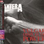 Pantera – Vulgar Display Of Power (20th Anniversary Edition, 2012) 320 kbps + Scans